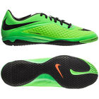 Nike Hyper Venom IN Phelon INDOOR 2013 Soccer SHOES New Lime Green KIDS - YOUTH