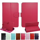 "Multi-color For 7"" 8"" 9"" 10"" Tablet PC MID Universal Stand PU Leather Case Cover"