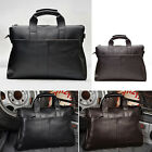 Fashion Men's Real Leather Tote Bags Shoulder Bags Accessories Briefcases AR158