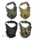 KOMBAT UK TACTICAL SHOULDER BAG GRAB  BUG OUT ASSAULT DPM SAND DESERT BLACK