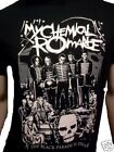 MY CHEMICAL ROMANCE  MENS T-SHIRT NEW FREE SHIPPING SIZE SM MED LG XL 2X