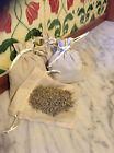 French Lavender from Provence in a Cotton Linen Bag