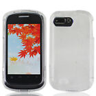 ZTE Fury N850 Valet Z665C Director N850L Hard Snap-On Case Cover+Screen Film