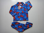 BNWT Disney Cars Boys Winter Pyjamas/PJ Size 2,3,4,5,6