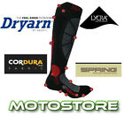 SPRING TECHNICAL MOTORCYCLE MOTORBIKE WATERPROOF OFF-ROAD  BOOT SOCKS LINER BASE