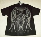 TAPOUT Men's Blade Black T-Shirt Size S M & XL NEW (RRP $55) Authentic Top Tee