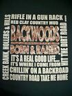 NEW Hot Gift Southern Chaps Funny Backwoods Country Road Home Bright T Shirt
