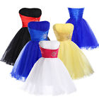 Masquerade Short Prom Ball Gown Formal Evening Cocktail Party Homecoming Dresses