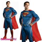 New Superman Costume Superhero Halloween Fancy Party Halloween Dress Up Outfits