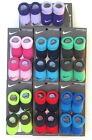 "Nike Knitted Baby Booties""My First Nike"",2 Pairs,w/ Accent Cuffs&Swoosh Logo"