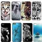Funny Animal Fashion Style Hard Case Back Skin Cover For iPhone 4/4S 5/5S 5C
