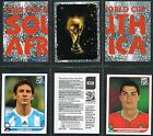 PANINI - World Cup 2010 Football Stickers #361 to #420 (£0.99 each) Japan etc