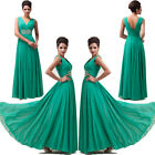 New Arrival Sequins Sexy Long Bridesmaid Formal Wedding Prom Gown Party Dresses