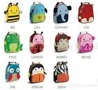 New Child's Day Gift Tkids Boys Girls Toddler Various Zoo Animal Lunch Bag