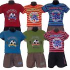 Boys New LOVELY T-shirt/ Top&Shorts/ Pants 2 Pieces Set/Summer Outfit 2-6ys #143