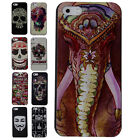 Vintage Cute Print Back Hard Protective Case Skin Cover For Apple iPhone 5/5S
