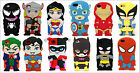 DC Universe Marvel Comics Cartoon iPhone 5 5S 3D Soft Rubber Silicone Cover Case