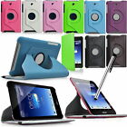 Stylish 360 Rotate Leather Stand Case Cover for ASUS MeMO Pad HD 7 ME173X ME173