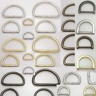 10pcs D-ring Bag handbag metal accessories stuffs Goods