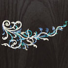 Vintage Vine (Abalone Blue) Inlay Sticker Decal Guitar |Combined shipping OK