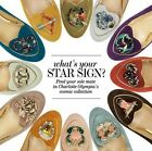 12 Constellations Womens Ladies Round Toe Flat Heels Loafer Shoes Pumps Comfort