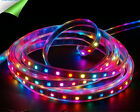 WS2812B IC 5050 SMD RGB led strip Light Waterproof Individually Addressable DC5V