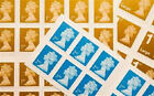 PREMIUM Royal Mail books of 1st, 2nd Class Letter and Large Letter Stamps B/NEW