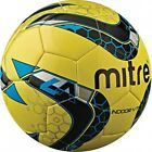 New Mitre V7 Indoor Football Indoor Quality Soccer Ball FBM9014 Size 4-5