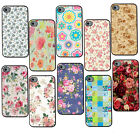 Retro Vintage Flower Tribal Hard Plastic Case Cover For iPhone 4 4S 5 5S 5C
