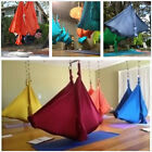 Traction Devices Flying Yoga Hammock Swing Trapeze Anti-Gravity Inversion Aerial