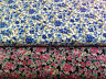 NUTEX PATCHWORK FABRIC - FLORAL PRINTS - (3) - 63930