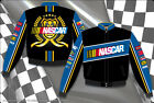 2014 Generic Nascar Racing Mens Cotton Twill Authentic Nascar Jacket-JH Design