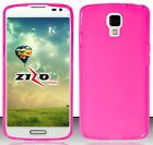HOT PINK TPU Protector Gel Case for LG Volt LS740