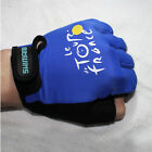 2014 New Bicycle Bike Cycling Riding Outdoor Antiskid  Half Finger Gloves CH