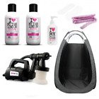 Spray Tan Starter Kit:Tanning Machine, Tan Tent, £600 of Solution, Consumables..
