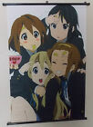 K-ON Anime Wall Scrolls - RARE