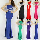 2014 NEW Mermaid Bridesmaid Bridal Prom Ball Gown Evening Party Cocktail Dresses