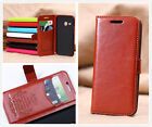 Retro Flip Wallet Stand Leather Case Cover for HTC ONE M8 mini / HTC ONE mini 2