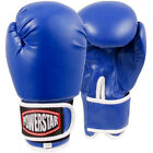 Details about  Blue Boxing Gloves Sparring Punching Fight Punch Bag MMA Mitts T