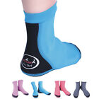 1.5mm Lycra fabric Neoprene Diving Scuba Surfing Wet Socks Boot Diving Socks Wet