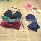 New Korean Fashion Women Cute Big Bow Hair Band Headband Lady Hair Accessories