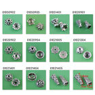Mix-Styles' TIBET silver plated alloy metal spacer bead Caps varieties of size