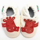 Soft Leather Baby Infant Toddler Shoes 0-6,6-12,12-18,18-24,24-36 MTHS Graffe