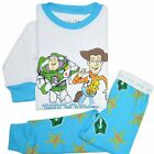 baby Boys Buzz light Year Pajama Long Sleeve Sleepwear Tops & Trousers Sets 2-7