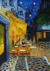 FAMOUS PAINTERS CLASSIC PAINTINGS A4 Poster Fine Art Print Home Cafe Wall Decor