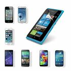 3 Screen Guard Protectors Clear High Quality for Smartphones - Select Handset