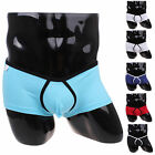 New Sexy Men's Underwear Low Rise Boxer Briefs Shorts Pouch Trunks Size S~L Hot