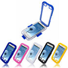 New Snow Water Shock Proof Waterproof Case Cover Skin for Samsung S3 III Colors