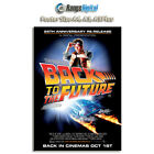 Back To The Future 1985 HD Photo Poster RD-1085-001 (A4-A3-A3Plus)