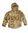 TACTICAL PAINTBALL HUNTING HEAVY FLEECE JACKET MTP CAMO IN SIZES-34164